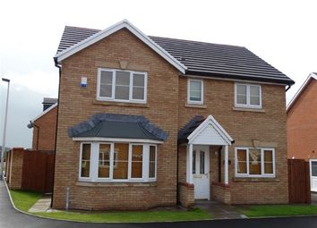 Thumbnail 4 bed detached house for sale in Nant Arian, Church Village, Pontypridd