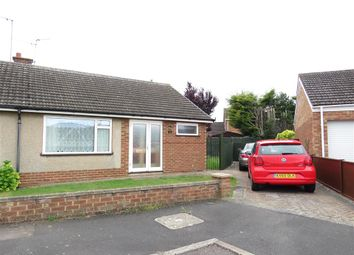 Thumbnail 2 bedroom semi-detached bungalow for sale in Beech Crescent, Irchester, Wellingborough