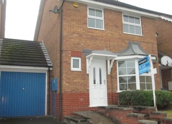 Thumbnail 3 bed link-detached house to rent in Newton Close, Gateford, Worksop, Nottinghamshire