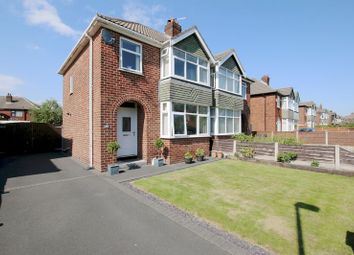 Thumbnail 3 bedroom semi-detached house for sale in Whitefield Road, Penwortham, Preston
