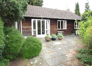 Thumbnail 2 bed bungalow to rent in Vicarage Hill, Westerham