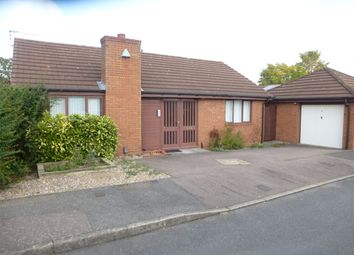 Thumbnail 2 bedroom detached bungalow for sale in Peregrine Rise, Anstey Heights, Leicester