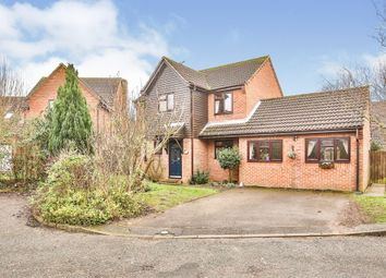 Thumbnail 4 bed detached house for sale in Windsor Park, Dereham