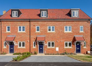 Thumbnail 3 bed terraced house for sale in Worlington Road, Mildenhall, Bury St Edmunds