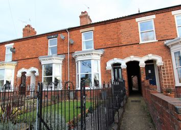 Thumbnail 4 bed terraced house for sale in Victoria Road, Louth