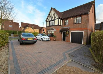 Thumbnail 6 bed detached house for sale in Whieldon Grange, Church Langley, Harlow