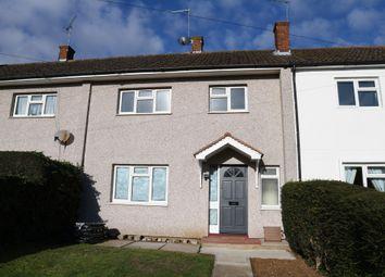 Thumbnail 3 bed terraced house to rent in Usk Road, Tilehurst, Reading