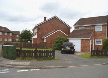 Thumbnail 3 bed detached house for sale in Wysall Road, The Glades, Northampton