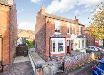 Thumbnail 3 bedroom semi-detached house for sale in Rutland Road, West Bridgford, Nottingham
