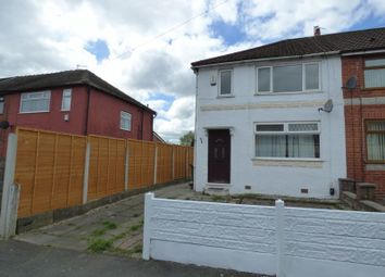 Thumbnail 2 bed semi-detached house for sale in Old Farm Crescent, Droylsden, Manchester