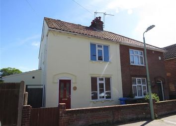 Thumbnail 3 bed property to rent in Wellington Road, Lowestoft