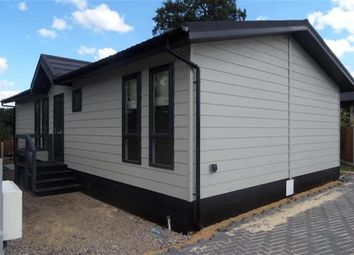 Thumbnail 2 bed mobile/park home for sale in Bawtry Road, Harworth, Doncaster