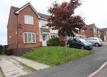 Thumbnail 3 bed semi-detached house for sale in Lindisfarne Avenue, Blackburn, Lancashire, .