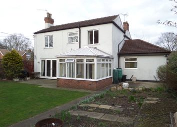 Thumbnail 4 bed detached house for sale in Mill Lane, Morton, Gainsborough