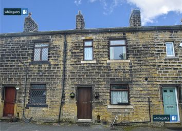 Thumbnail 2 bed terraced house for sale in St Lukes Terrace, East Morton, Keighley, West Yorkshire