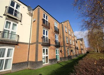 Thumbnail 2 bed flat for sale in St Austell Way, Churchward, Rodbourne, Swindon