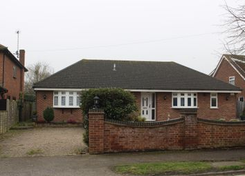 Thumbnail 3 bed bungalow to rent in Western Road, Essex