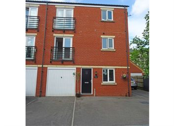 Thumbnail 4 bed town house for sale in Seacole Crescent, Swindon, Wiltshire