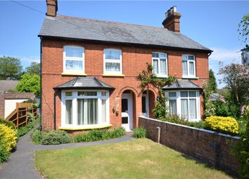 Thumbnail 3 bed semi-detached house for sale in Aldershot Road, Church Crookham, Fleet