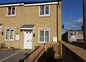 Thumbnail 2 bedroom town house for sale in Mill View, Milnsbridge, Huddersfield