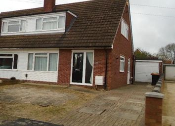 Thumbnail 2 bed property to rent in Tithe Barn Road, Wootton, Bedford