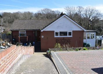 Thumbnail 2 bed detached bungalow for sale in Streamside Close, Hastings, East Sussex