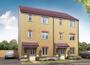"""Thumbnail 4 bed terraced house for sale in """"The Wolvesey"""" at Hadham Road, Bishop's Stortford"""