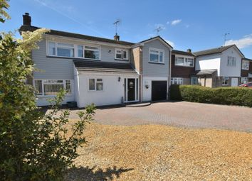 Thumbnail 4 bed detached house for sale in Humber Road, Chelmsford