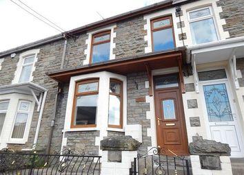 Thumbnail 3 bed terraced house for sale in Roch Street, Abertillery