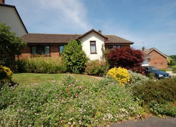 Thumbnail 3 bed detached bungalow for sale in Newbery Close, Colyton