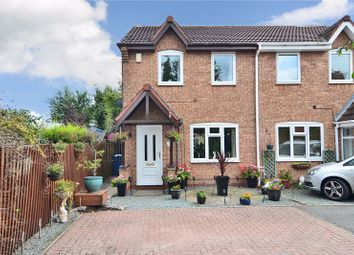 Thumbnail 3 bed semi-detached house for sale in Lea Hall Drive, Chase Terrace, Burntwood