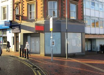 Thumbnail Retail premises to let in 72 St Peters Street, Derby