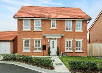 Thumbnail 4 bed detached house for sale in Heathside, York