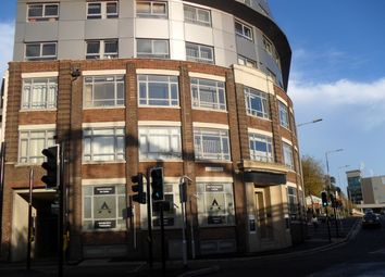 Thumbnail 1 bed flat to rent in Point Red Midland Road, Luton
