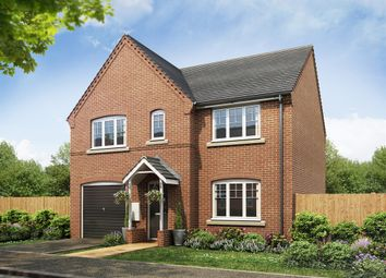 "Thumbnail 4 bed detached house for sale in ""The Winster"" at West Hill Road, Retford"