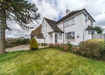 Thumbnail 4 bed detached house for sale in Singlewell Road, Gravesend, Kent