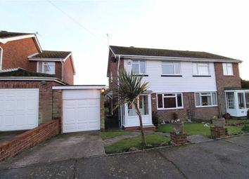 Thumbnail 3 bed semi-detached house for sale in Parkstone Road, Hastings, East Sussex