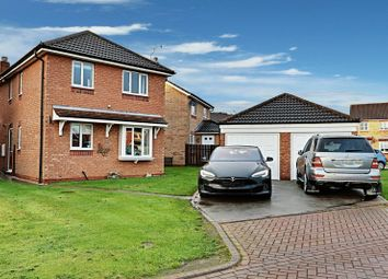 Thumbnail 3 bed detached house for sale in Nursery Court, Brough