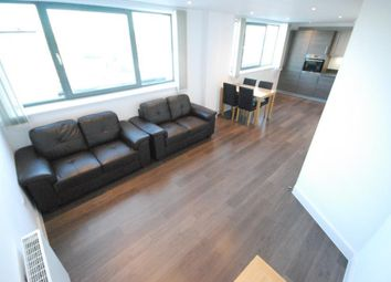Thumbnail 2 bedroom flat for sale in Ramsey House, Central Square, Wembley, Middlesex