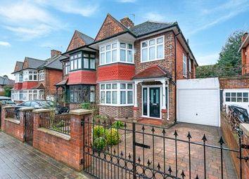 Thumbnail 4 bedroom semi-detached house for sale in Longstone Avenue, London