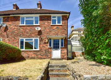 Thumbnail 4 bed semi-detached house to rent in Weyside Gardens, Guildford, Surrey