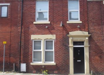 Thumbnail 6 bed terraced house to rent in Spa Road, Preston