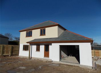Thumbnail 3 bed detached house for sale in The Paddock, Stamps Lane, Illogan Highway