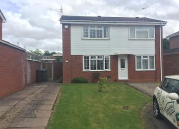 Thumbnail 2 bed semi-detached house to rent in Wistwood Hayes, Wolverhampton