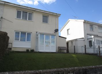 Thumbnail 3 bed semi-detached house for sale in Mitchell Crescent, Penydarren, Merthyr Tydfil