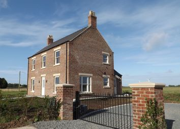 Thumbnail 3 bed detached house for sale in Black Barn, Gedney Drove End, Spalding