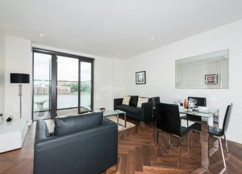 Thumbnail 1 bed flat for sale in Ambassador Builiding, 5 New Union Square, London