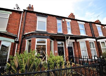 Thumbnail 4 bedroom terraced house for sale in Poppleton Road, York