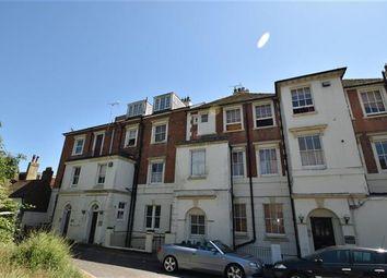 Thumbnail 1 bedroom flat to rent in Hillside Court, Hillside Street, Hythe