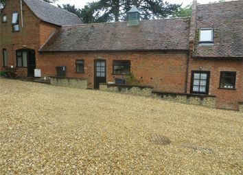 Thumbnail 1 bed cottage to rent in Shakespeare Hall, Rowington, Warwickshire